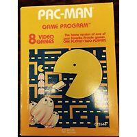 Pac-Man [Atari 2600] [Cartridge Only]