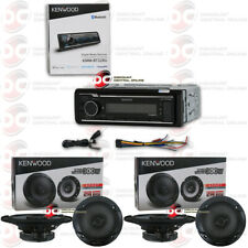 KENWOOD KMM-BT328U USB DIGITAL MEDIA BLUETOOTH CAR STEREO PLUS 4 x 6.5
