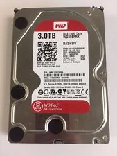 Western Digital WD Red 3 TB Internal Hard Drive 3.5 Disk WD30EFRX NAS 5400 RPM