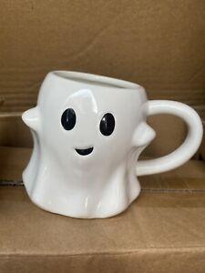 Ghost Mug Stoneware from Threshold Target Halloween 10 oz