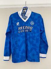 1994-96 Long Sleeved Napoli Home Shirt - Small