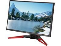 "AXM 2798 27"" WQHD 2K 2560x1440 144Hz Gaming LED Monitor, Adaptive-Sync FreeSync"