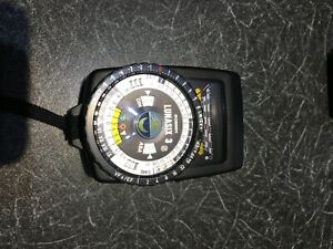 Gossen Lunasix 3 light meter