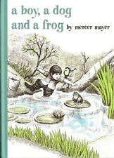 A Boy, a Dog, and a Frog - HC 2003 - Illustrated - Mercer Mayer