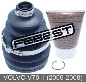 Boot Outer Cv Joint Kit 85X118X25 For Volvo V70 Ii (2000-2008)