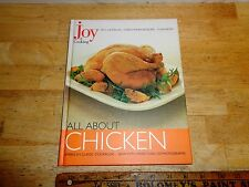 2000 JOY OF COOKING - ALL ABOUT CHICKEN  - HC 1st Edition - Clean Unused NOS