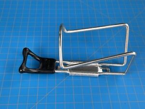 OMAS Aluminum Water Bottle Cage O.M.A.S. Vintage Road Italy Bianchi