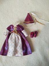 """Madeline Doll Outfit 8"""" Princess Dress #84213 Queen Medieval Renaissance Outfit"""