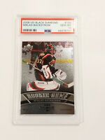 2006 UPPER DECK BLACK DIAMOND NIKLAS BACKSTROM Rookie Card - PSA 10