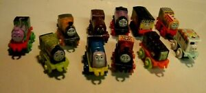 Thomas & Friends MINIS lot of 11 engines Toy Trains