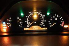 98-99 MERCEDES W210 E320 E430 INSTRUMENT SPEEDOMETER CLUSTER 210 540 43 48 227k