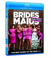 Bridesmaids (Blu-ray/DVD, 2011, Canadian)