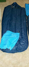 SLUMBERJACK SLEEPING BAG NYLON POLYESTER FILLING 3 1/2 POUND 2 AVAILABLE