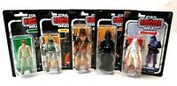"""Star Wars The Black Series Empire Strikes Back 40th 6"""" Action Figures Wave 3 NM"""