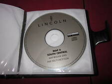 2002 2003 Lincoln Navigation DISQUE CD South Central 4