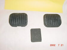 BRAKE CLUTCH & EMERGENCY PEDAL PADS JEEP CJ CJ5 CJ7 CJ8 WITH MANUAL BRAKE & TRAN