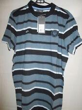 Manchester City Jugador Edición Oscuro Gris Polo Fútbol camiseta Grande Bnwt/ella