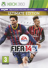Fifa 14 Ultimate Edition XBOX360 - völlig in italiano