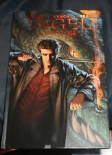 Angel After the Fall Graphic Novel HARD COVER  VERY GOOD CONDITION