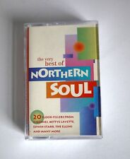 The Very Best of Northern Soul Rare Audio Cassette. 1995