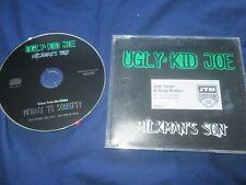 Ugly Kid Joe – Milkman's Son Mercury Records – UKJ CD1 Promo CD Single
