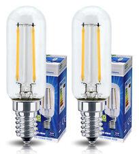 2 paquete 3W LED Bombilla Extractora Extractor Ventilador Luz Blanca Cálida ses E14