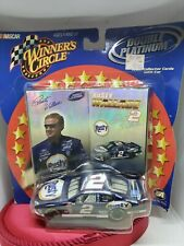 Winners Circle 1/43 diecast  Rusty Wallace #2 COLLECTOR CARD