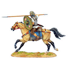 First Legion: ROM121 Imperial Roman Auxiliary Cavalry with Spear - Ala II Flavia