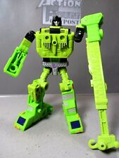 LONG HAUL Transformers Universe Classic 2.0 Devastator Decepticon Constructicon