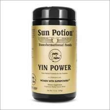 Sun Potion Yin Power Organic Herbal Feminine Superfood 200g
