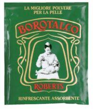 Borotalco - Natural Talc Powder 100g Refill Travel Size Packs