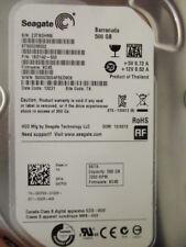 500 GB Seagate st500dm002 | P/N 1bd142-500 | kc45 | tk | TVRDI Disk +127