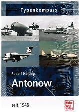 Buch Typenkompass Antonow seit 1946 Rudolf Höfling Motorbuch Verlag