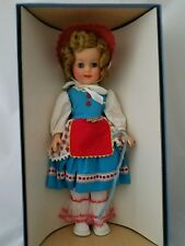 Vintage Shirley Temple Doll as Little Bo Peep- Mint Condition