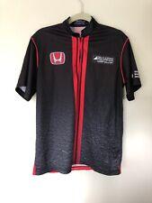 Indy Car Dale Coyne Racing with Vasser Sullivan Honda Team Shirt - Size Medium