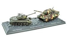 ATLAS EDITIONS 1:72 REF.NO.LV03 THE BATTLE OF REMAGEN 2 X TANKS DIORAMA
