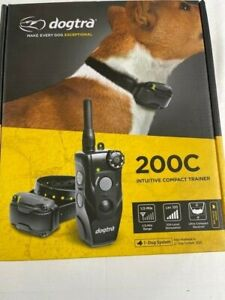 Dogtra 200C Dog Training E-Collar - Black