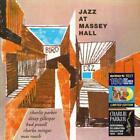 CHARLIE PARKER - JAZZ AT MASSEY HALL [LTD. ED. YELLOW VINYL] NEW VINYL