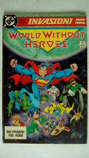 Invasion Book 3 World Without Heroes DC Comic