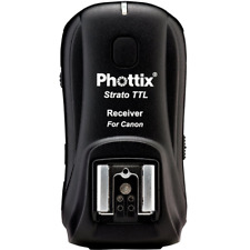 Phottix Strato TTL Wireless Receiver Only: CANON