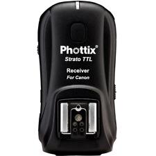 Phottix Strato Ttl Inalámbrico Receptor Unicamente: Canon