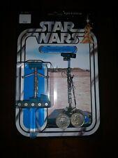Custom Made Star Wars Treadwell Droid figure 3 3/4 lot