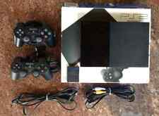 PS2 Sony Playstation 2 Slim Modded Console Mod Free Region Chipped With Box