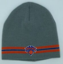 NBA New York Knicks Cuffless Winter Knit Hat Cap Beanie NEW!