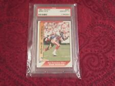 Jerry Rice   1991 Pacific #467   PSA Gem Mint 10
