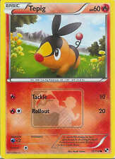 Tepig Pokemon League Reverse Holo Promo NM-Mint