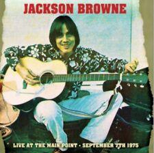 JACKSON BROWNE - LIVE AT THE MAIN POINT - 1975 - 3CD - BOXSET - NEW + SEALED