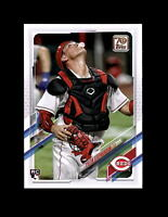 2021 Topps Series 1 #153 Tyler Stephenson RC Rookie Card Arizona Diamondbacks