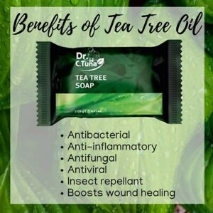 FARMASI TEA TREE OIL SERIES by DR C TUNA -for normal to oily skin GLUTEN FREE