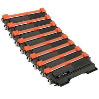 8 x Toner Cartridge for Brother TN450 HL-2220 HL-2230 HL-2240 HL-2240D HL-2270DW